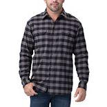 Men's Dickies FLEX Flannel Shirt