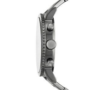 Relic by Fossil Men's Zachary Gunmetal Bracelet Watch - ZR12609