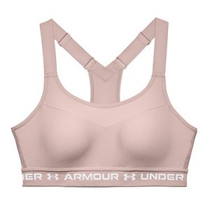 Women's Under Armour High Crossback Sports Bra