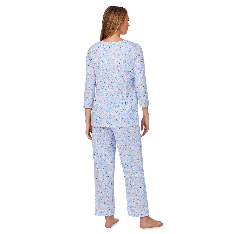 Women's Aria Pajama Top & Pajama Pants Set
