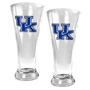 University of Kentucky Wildcats 2-pc. Pilsner Glass Set