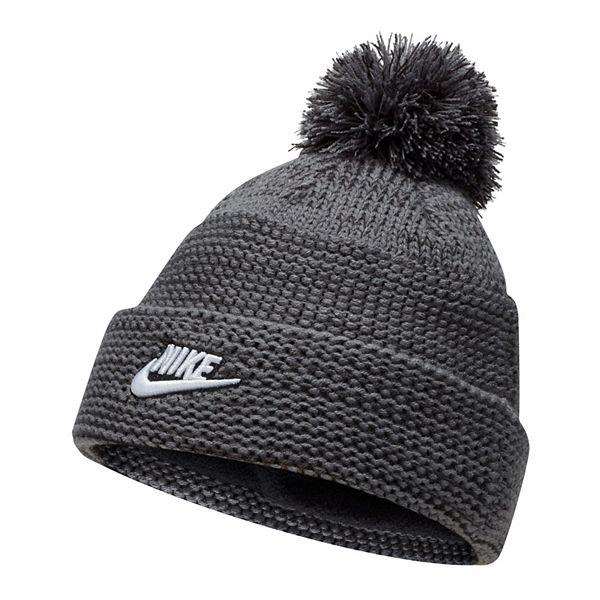 Men's Nike Cuffed Pom Beanie