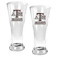 Texas A&M Aggies 2-pc. Pilsner Glass Set