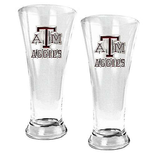 Texas A&M Aggies 2-pc. Pilsner Glass Set
