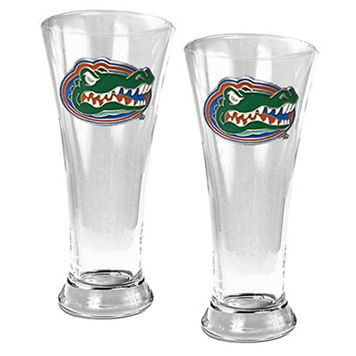 Florida Gators 2-pc. Pilsner Glass Set
