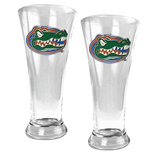 Florida Gators 2-pc. Pilsner Glass Set