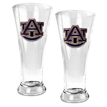 Auburn Tigers 2-pc. Pilsner Glass Set