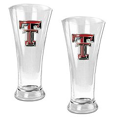 Texas Tech Red Raiders 2-pc. Pilsner Glass Set