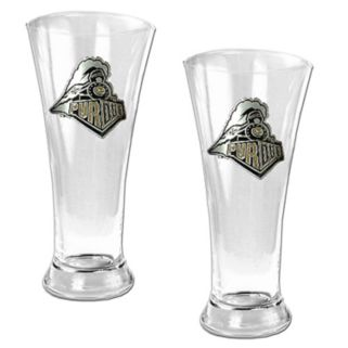 Purdue University Boilermakers 2-pc. Pilsner Glass Set