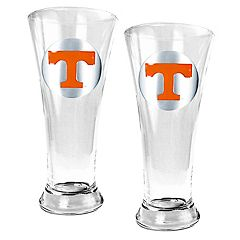 University of Tennessee Volunteers 2-pc. Pilsner Glass Set