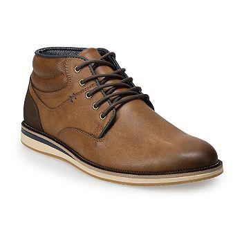 Sonoma Goods For Life Freer Mid Mens Chukka Boots