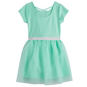 Disney's Frozen Elsa Toddler Girl Tulle Dress