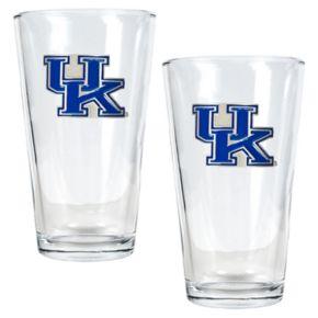 University of Kentucky Wildcats 2-pc. Pint Ale Glass Set
