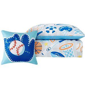 My World All Star Comforter Set