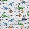 My World Dino Tracks Comforter Set