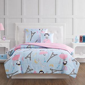 My World Paris Princess Comforter Set