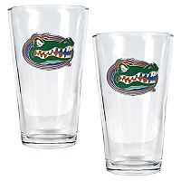 University of Florida Gators 2-pc. Pint Ale Glass Set