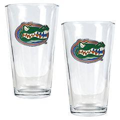 University of Florida Gators 2-pc. Pint Ale Glass Set