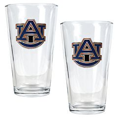 Auburn University Tigers 2-pc. Pint Ale Glass Set