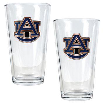 Auburn University Tigers 2-pc. Pint Ale Glass Set