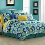 Fiesta La Paz Cotton Comforter Set