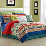 Fiesta Mariposa Cotton Comforter Set