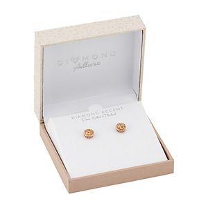 Diamond Allure Diamond Accent Stud Earrings