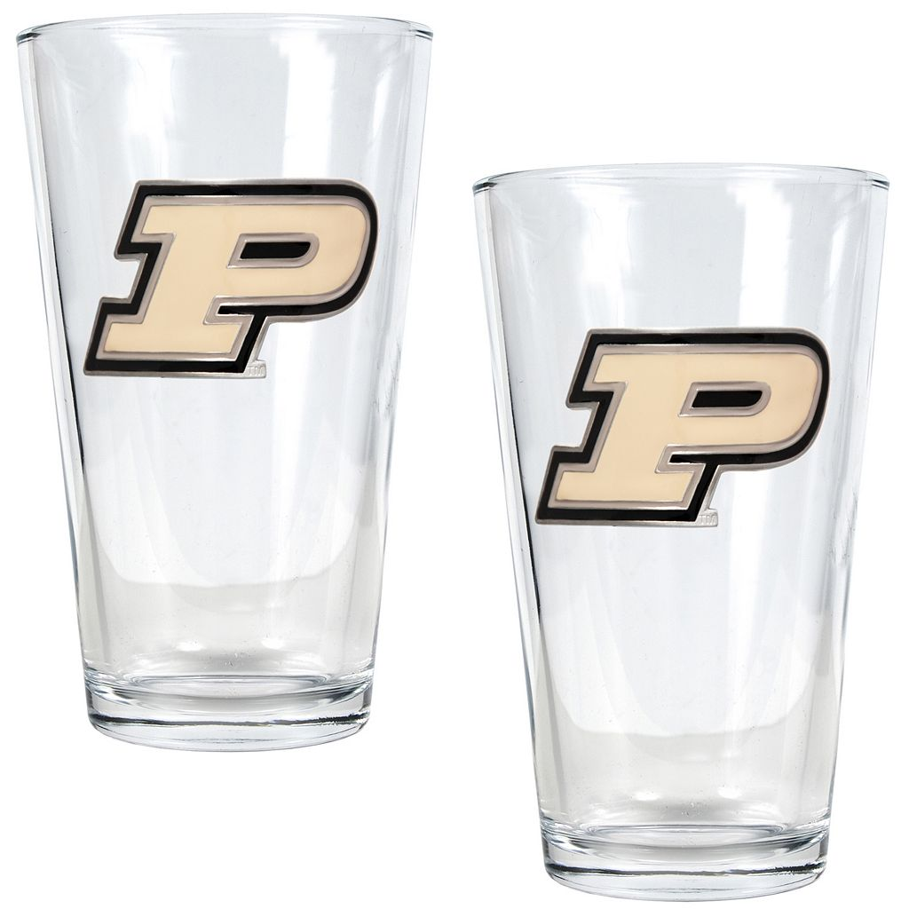 Purdue University Boilermakers 2-pc. Pint Ale Glass Set
