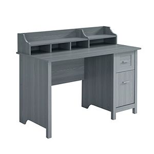 Techni Mobili Classic Office Desk with Storage