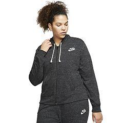 Black Nike Hoodie Womens   Kohl's