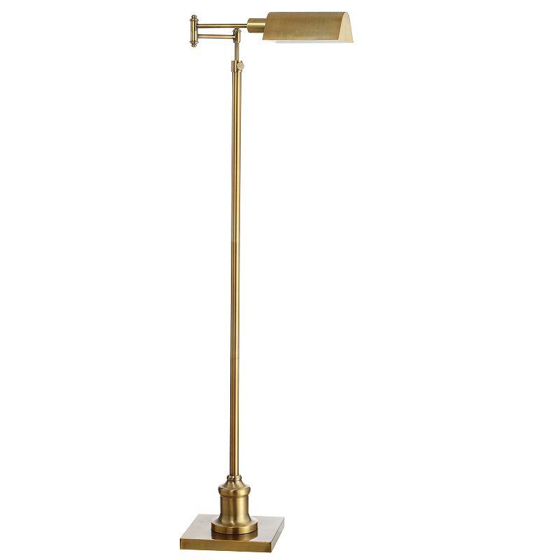 Safavieh Briggs Floor Lamp, Yellow