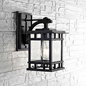 Safavieh Grayter Outdoor Wall Lantern