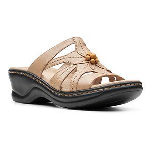 Clarks Lexi Myrtle2 Women's Leather Sandals