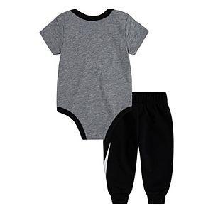 Baby Boy Nike 2 Piece Bodysuit & Pants Set