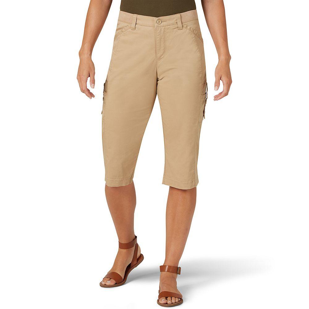 Women's Lee® Flex-To-Go Cargo Skimmer Pants