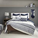 INK + IVY Mila Cotton Printed Comforter Set