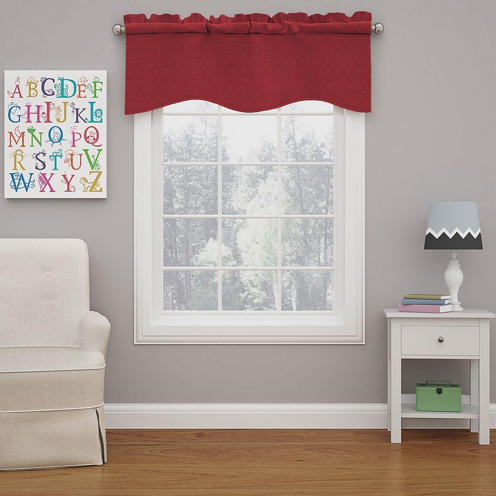Eclipse Kids Kendall Blackout Wave Window Valance