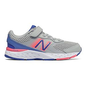 New Balance 680 v6 Alt Girls' Running Shoes
