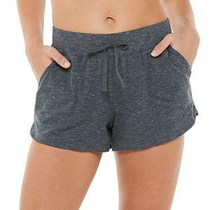 Women's Tek Gear® Essential Cotton Blend Shorts