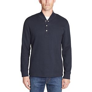 Men's Eddie Bauer Classic-Fit Sherpa-Lined Henley