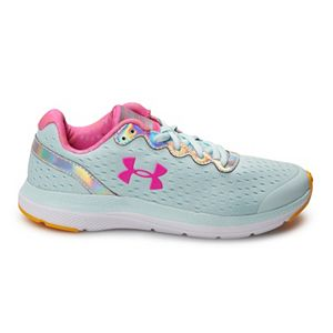 Under Armour Charged Impulse Prism Grade School Girls' Sneakers