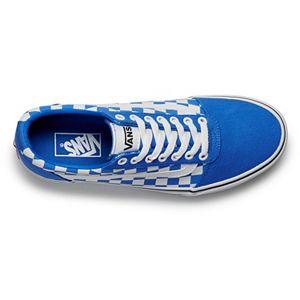 Vans Ward Checkerboard Men's Skate Shoes