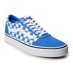 osare laggiù globale  Mens Blue Vans Shoes   Kohl's