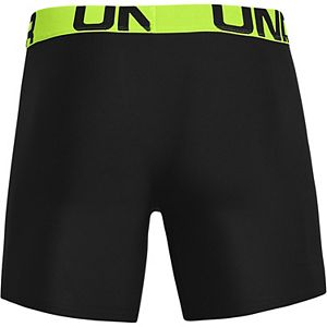 Men's Under Armour 2-pack UA Tech? 6-inch Boxerjock® Briefs