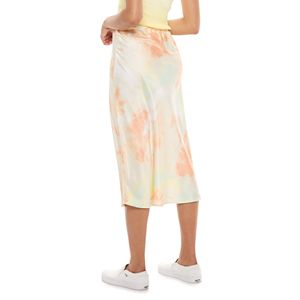 Juniors' SO® Midi Slip Skirt