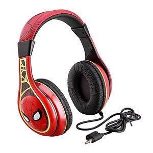 KidDesign Spiderman Stereo Headphones