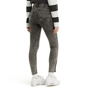 Women's Levi's® Mile High Button-Hem Super Skinny Jeans
