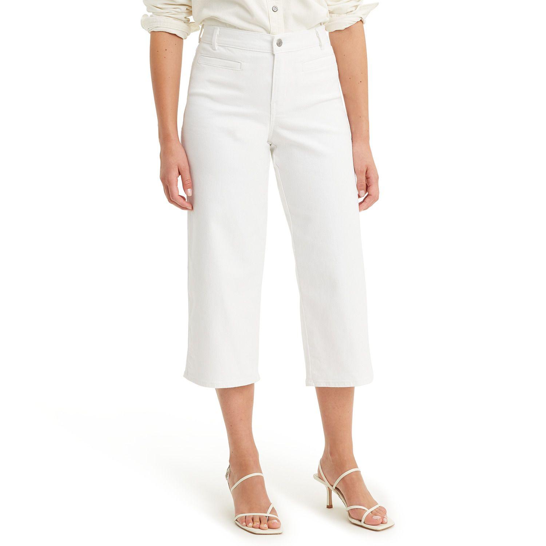 Women's Levi's® Classic Wide-Leg Crop Pants