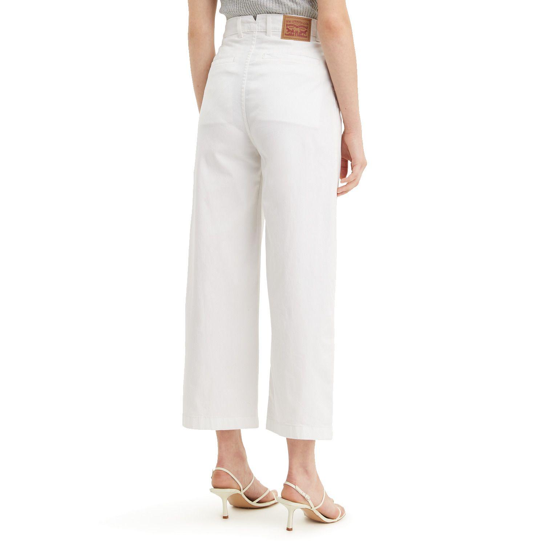 Women's Levi's® Pleated Wide-Leg Twill Pants
