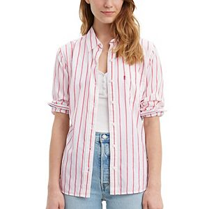 Women's Levi's® Ultimate Boyfriend Striped Shirt